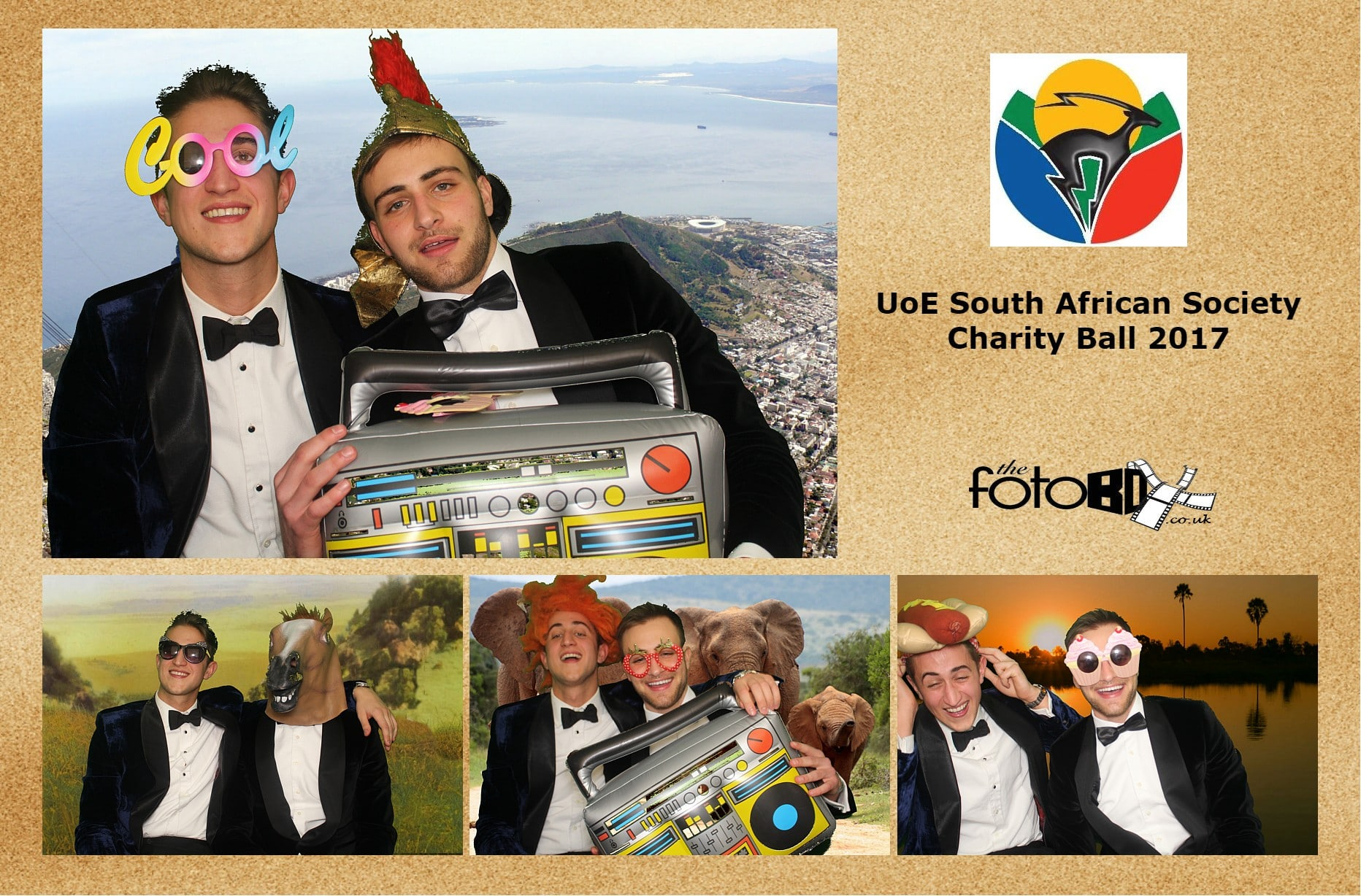Louis, Events Organiser, University of Edinburgh South African Society