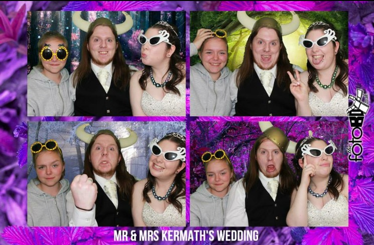 Mr & Mrs Kermath